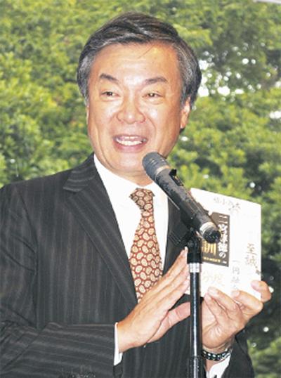 松沢前知事再挑戦語る