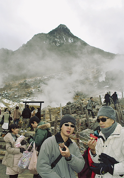 中国系観光客数、春節も低調