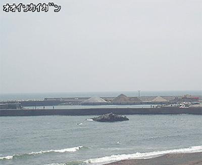 津波カメラ画像を公開