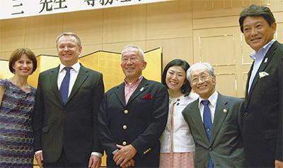 日本鳥類保護連盟専務理事に