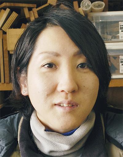 斎藤 杏子さん