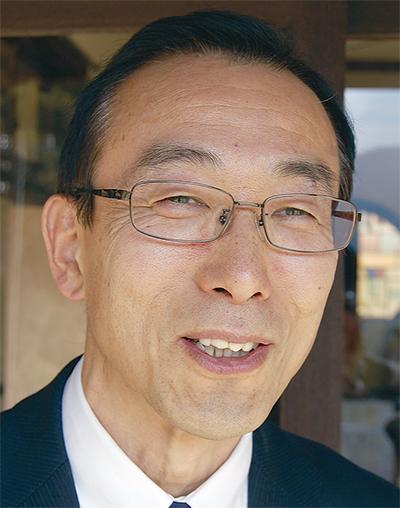 神谷 一博さん
