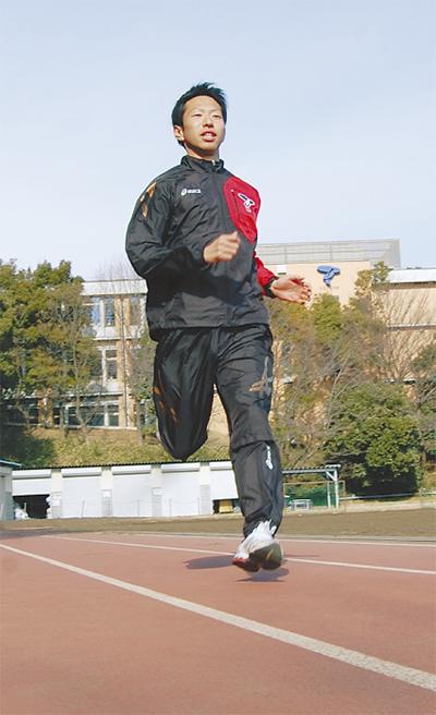 西湘高出身杉山さん「次は寄木メダルを」