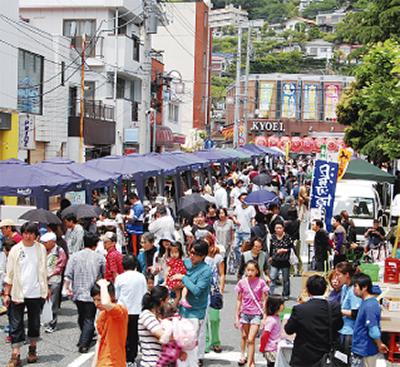 23日(日)明店街「ぶらん市」