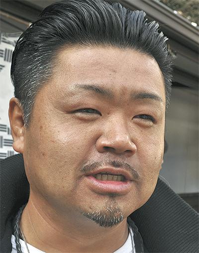 杉山 智一さん