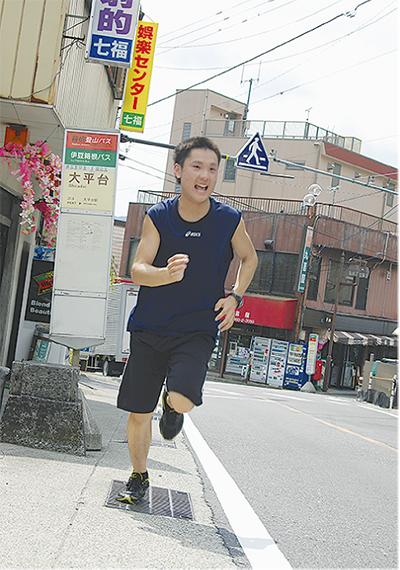 小田原〜強羅を毎日走る