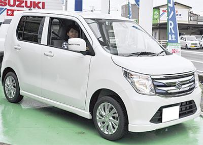 新型ワゴンR大試乗会