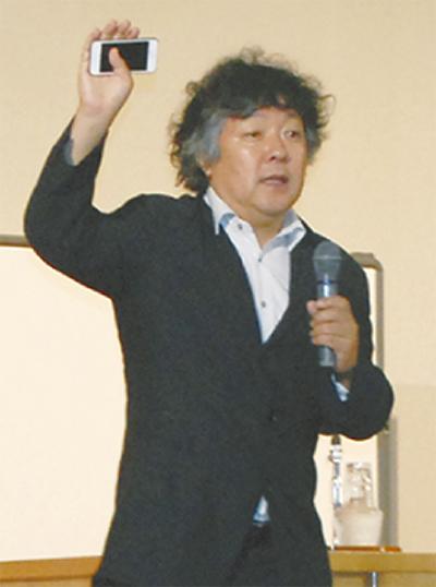 ムチャ振り奨励茂木さん講演会