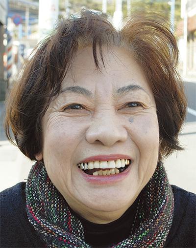 青木 智子さん