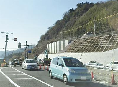 真鶴道路の渋滞問題について