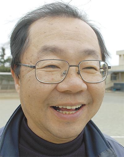 深澤 貞博さん
