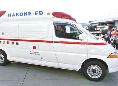 エボラ患者を救って