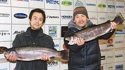 芦ノ湖産ずっしり