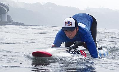 吉浜で鍛え世界大会へ