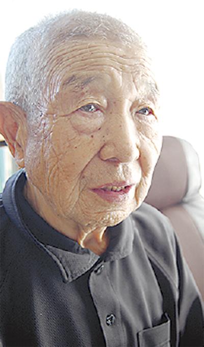 櫻井さんが語る戦時中の真鶴