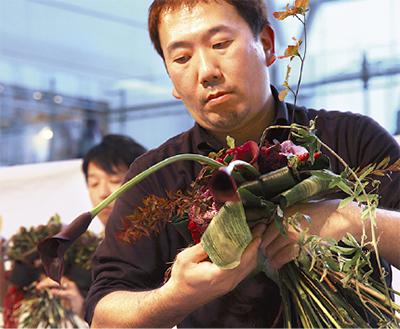 県内最大級花の祭典