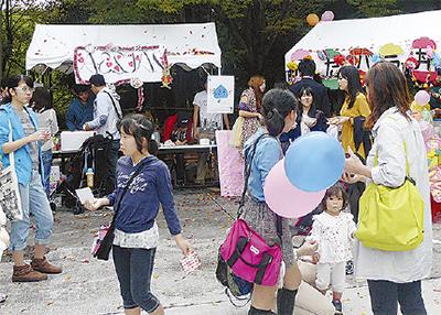 関東学院大で学祭