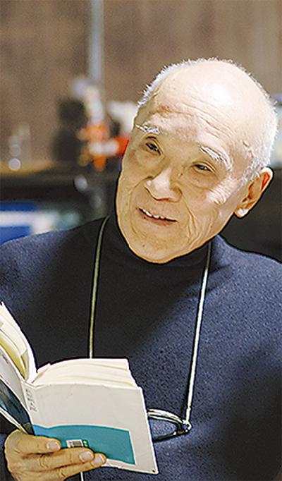 谷川俊太郎さんに会える