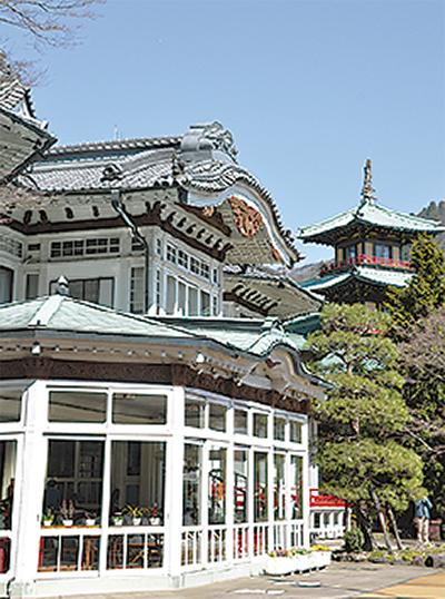 富士屋ホテル休館へ