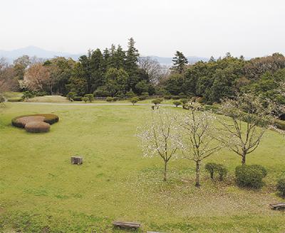続100名城に「石垣山城」