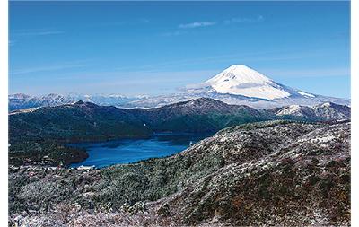 富士山が主役