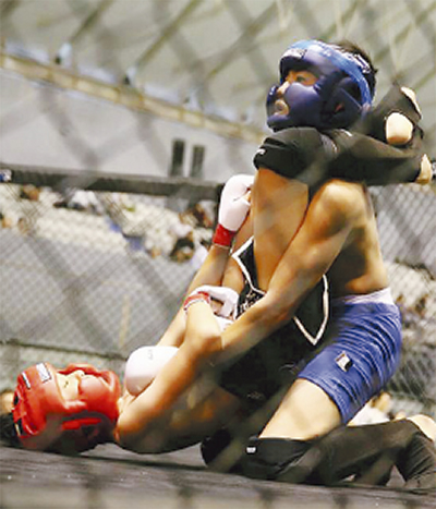 格闘技の祭典