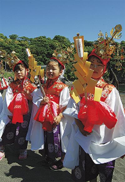 12(土)岩龍宮祭