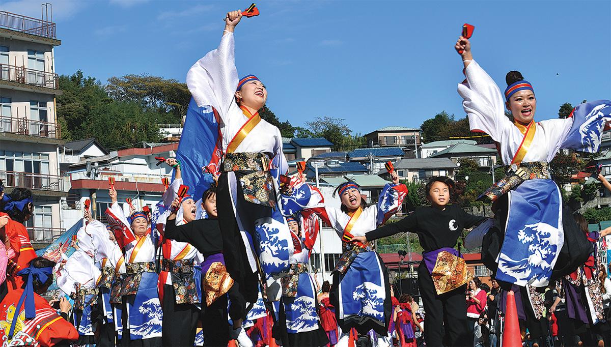 10(土)・11(日)、真鶴港で龍宮祭
