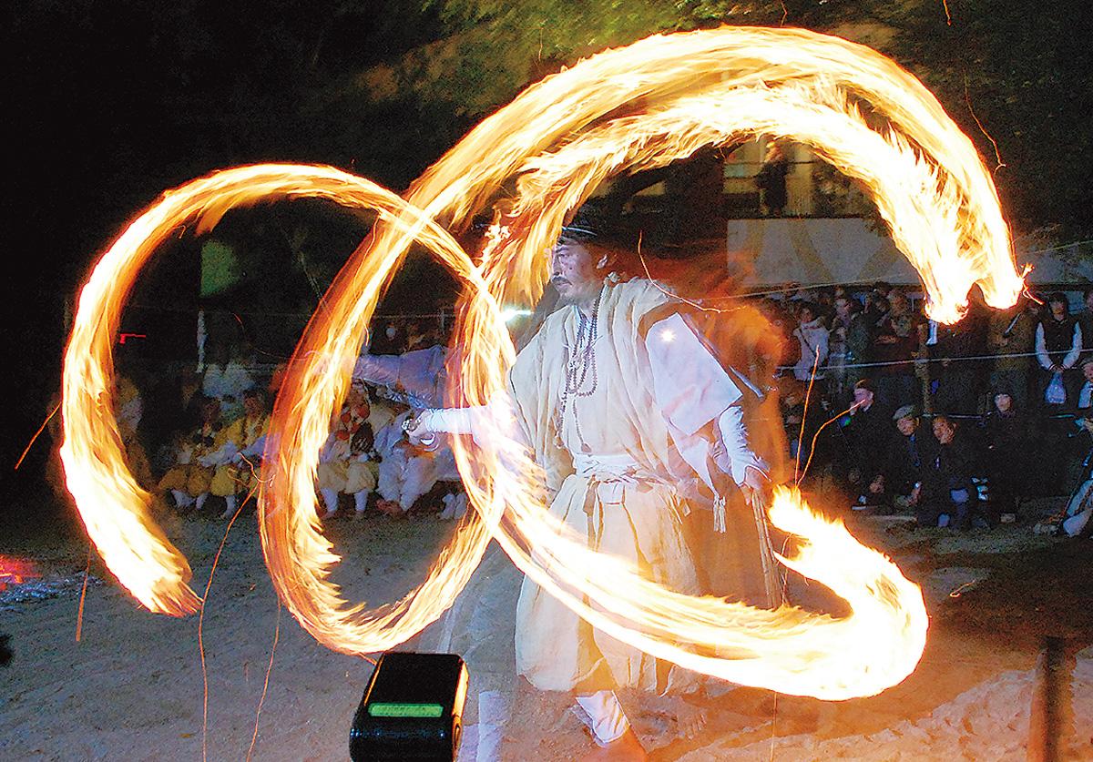 12月6日(木)火防祭
