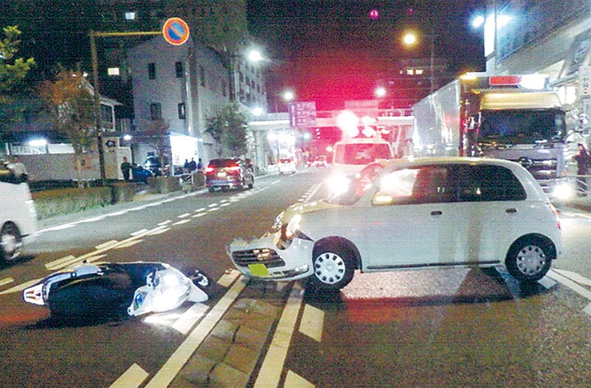 死亡事故数が県内ワースト