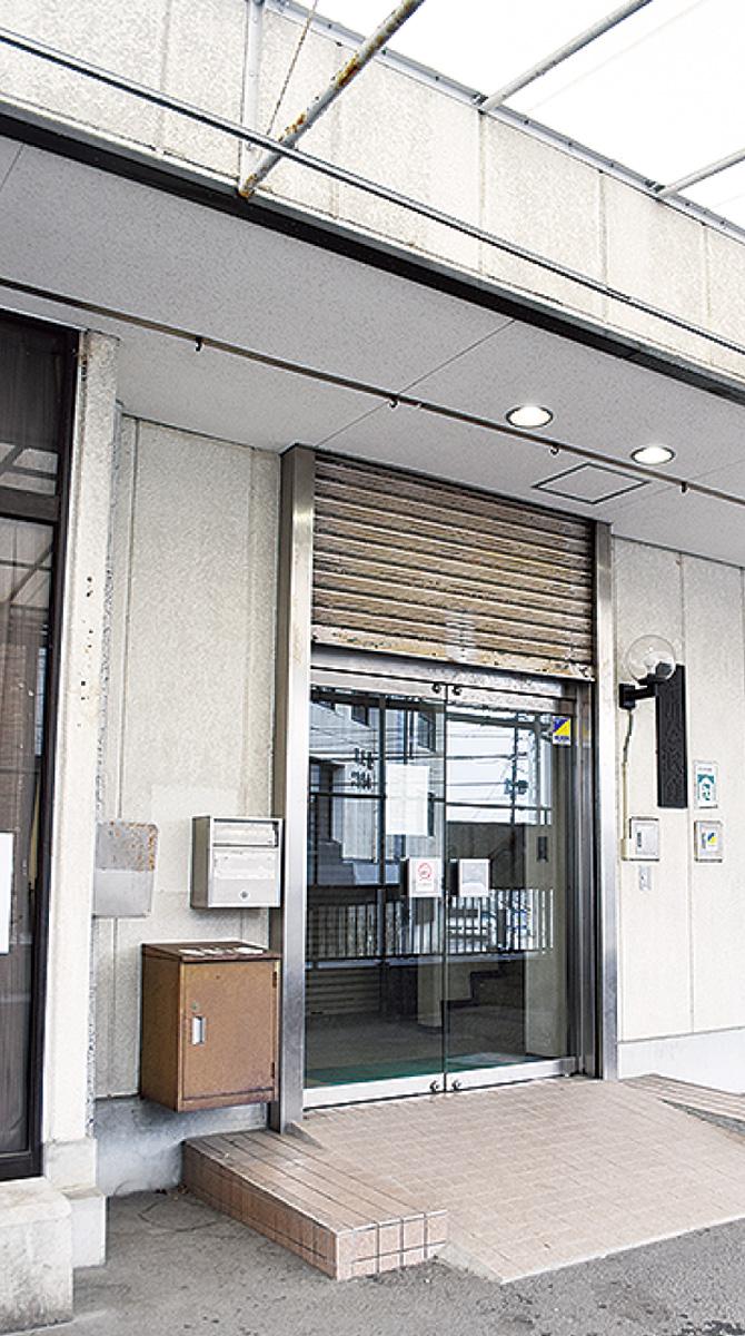 早川駅隣に観光案内所