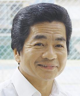 秦野名水ロータリークラブ第25代会長諸星 常平さん渋沢在住 渋沢丘陵テニスクラブ オーナー