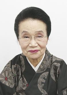 受賞が決まった上田悦子さん