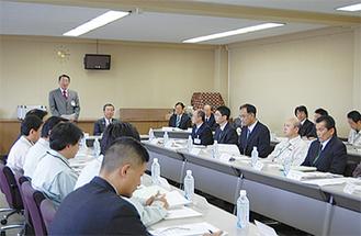 検討準備会のメンバー