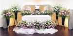 「たんざわプラン60」「たんざわプラン80」もあり、様々な規模の葬儀に対応