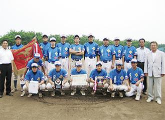 横河チームのメンバー