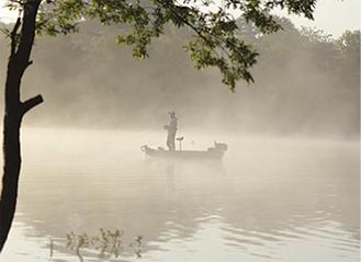 「霧湖の印象」小泉和子さん