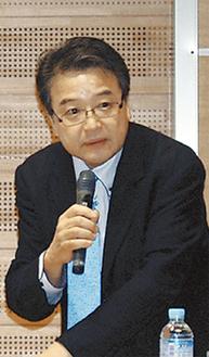 佐藤晴雄教授