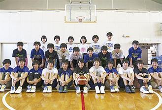 秦野高校女子バスケットボール部