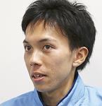 白吉凌選手(4年)