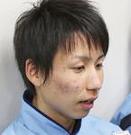 川端千都選手(2年)