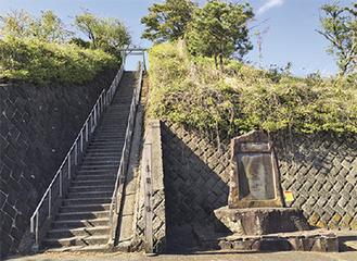 供養祭が行われる浅間神社