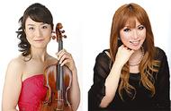 ヴァイオリンとピアノ共演