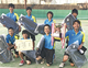 県1年生大会で優勝