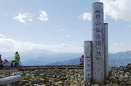 塔ノ岳から弥生の富士