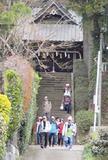 桜と歴史のハイキング