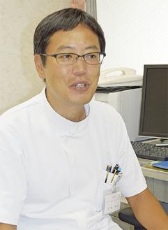 宮地伸吾医師(精神科・心療内科 診療部長)