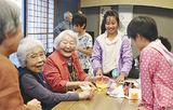 高齢者の笑顔で学ぶ福祉