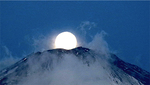 1月3日に撮影したパール富士(長沢さん撮影)