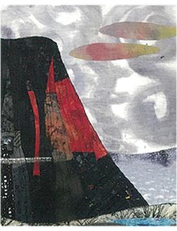 「Fuji I」佐藤久美子作